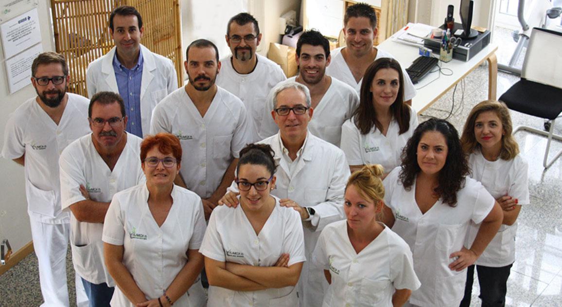 Bienvenidos a Centro Fisioterapia Alameda 16