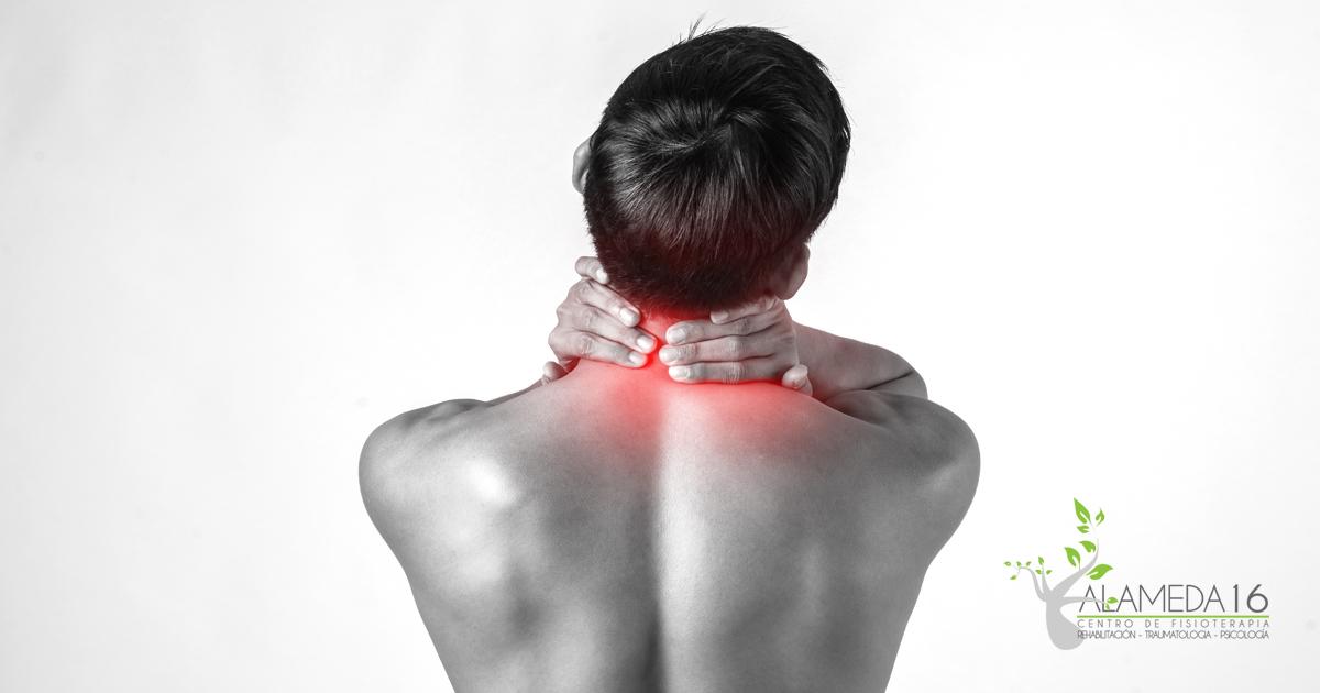 La osteopatía como tratamiento a contracturas cervicales.