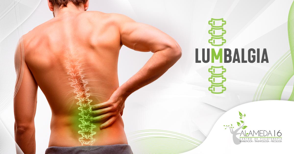 Lumbalgia ¿Dónde se origina mi dolor de espalda?