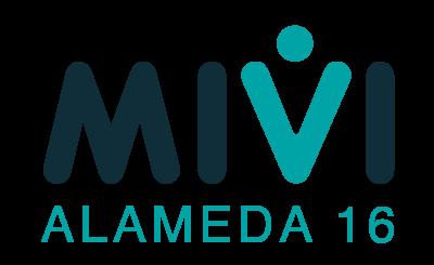 logotipo MIVI Alameda 16