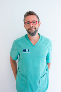 Juan Sebastián fisioterapeuta Alameda 16 Málaga