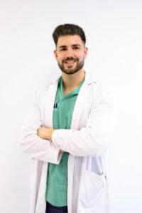 Pablo Marín podólogo Alameda 16 Málaga